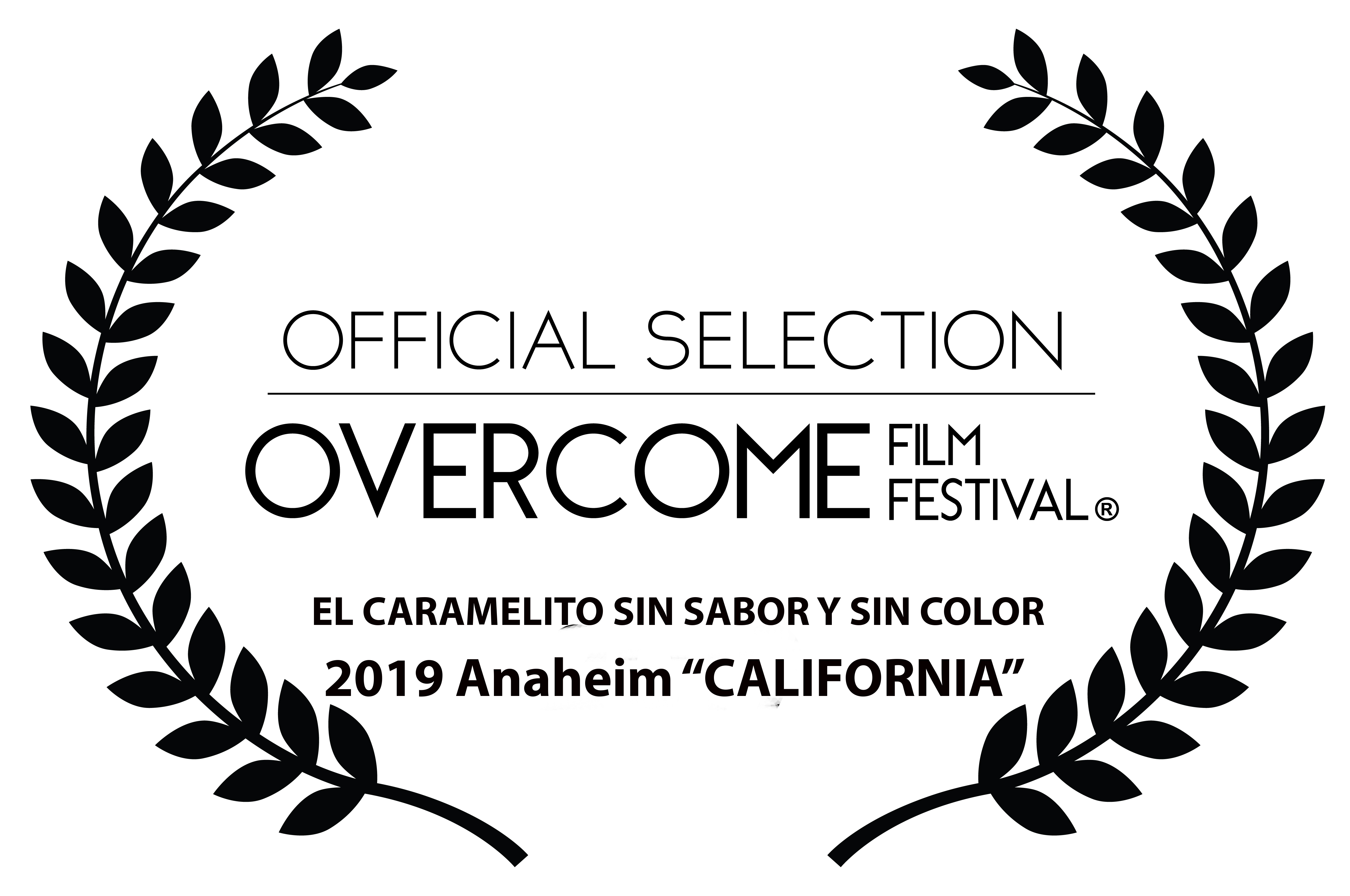 OFFICIAL SELECTION LAURELS 2019-ELCARAME