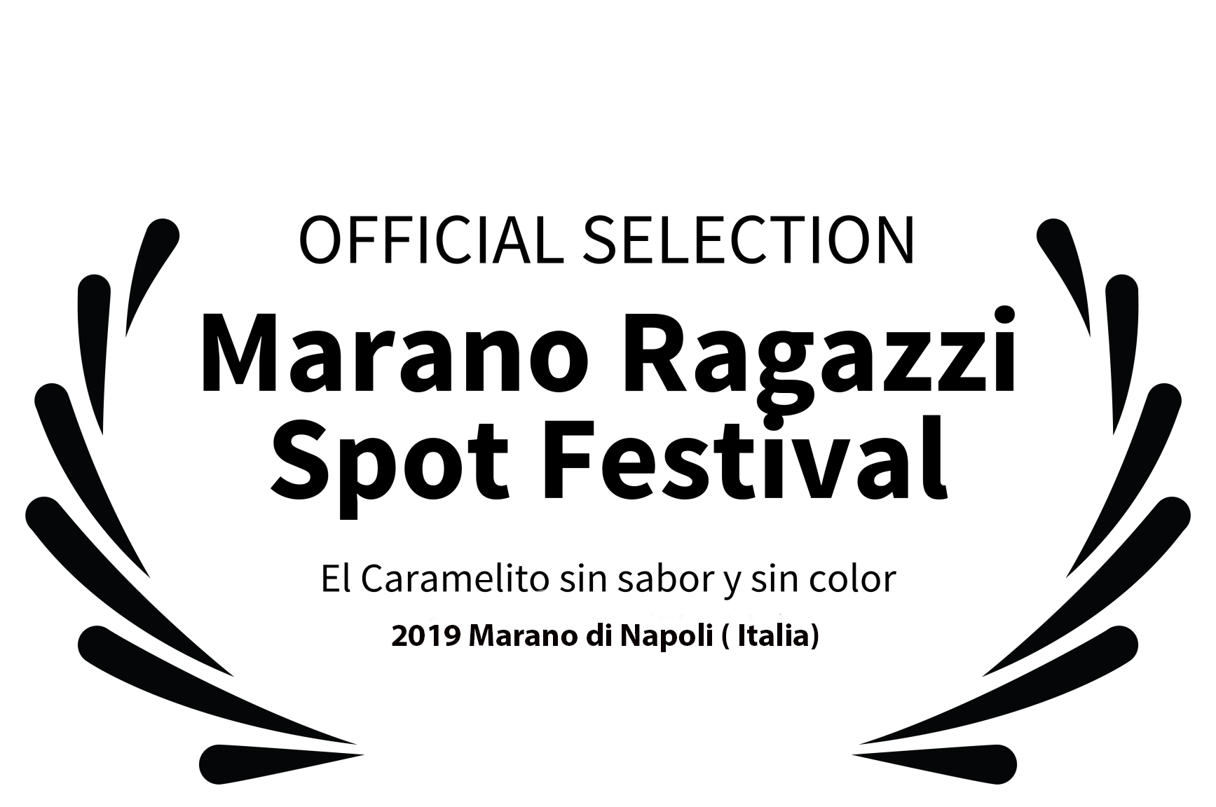 OFFICIAL SELECTION - Marano Ragazzi Spot