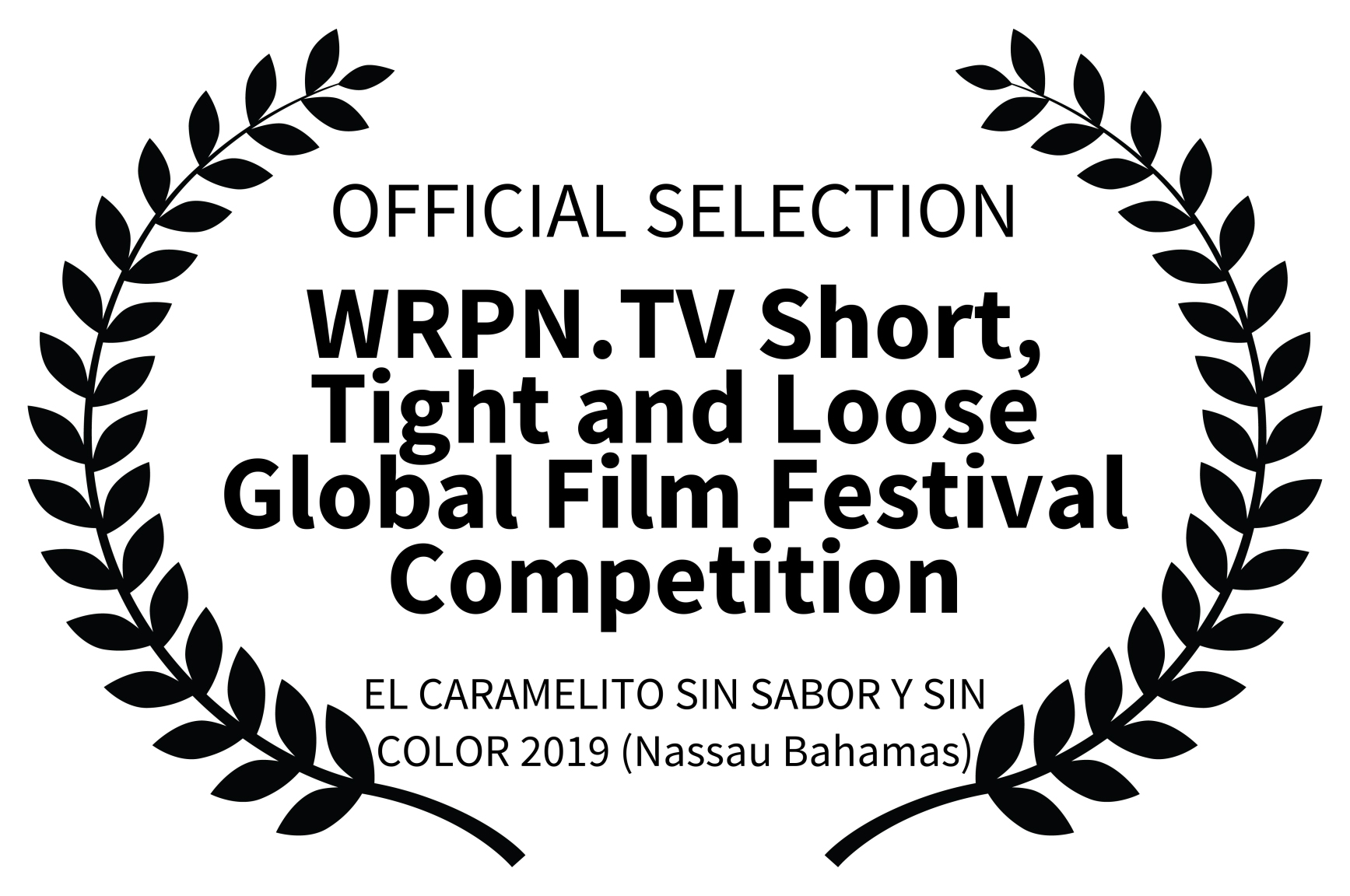 OFFICIAL SELECTION - WRPN