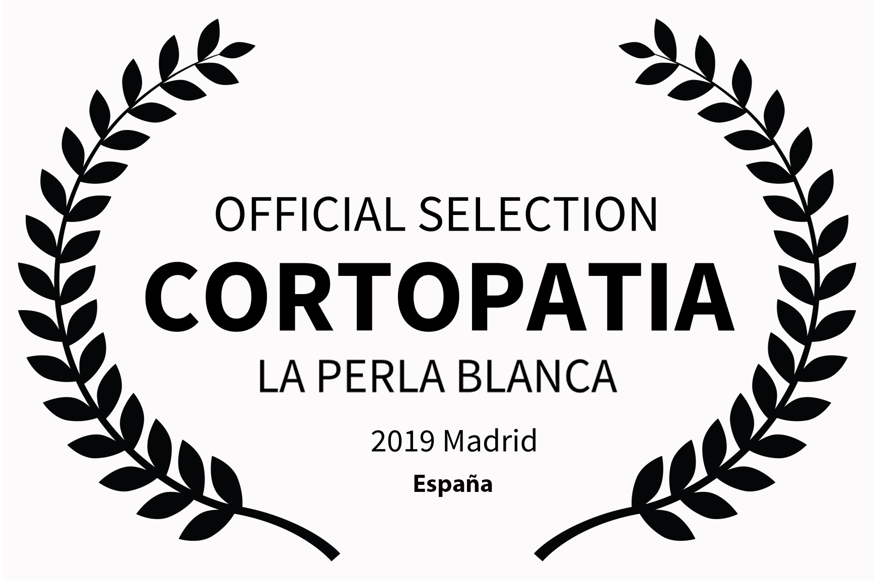 OFFICIAL SELECTION - CORTOPATIA - LA PER