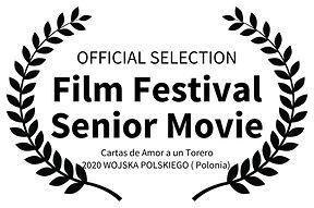 OFFICIAL SELECTION - Film Festival Senio