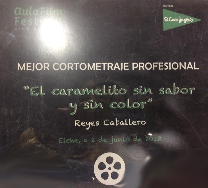 PREMIO EL CARAMELITO-CORTE INGLES