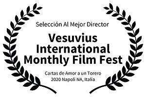 Seleccin Al Mejor Director  - Vesuvius I
