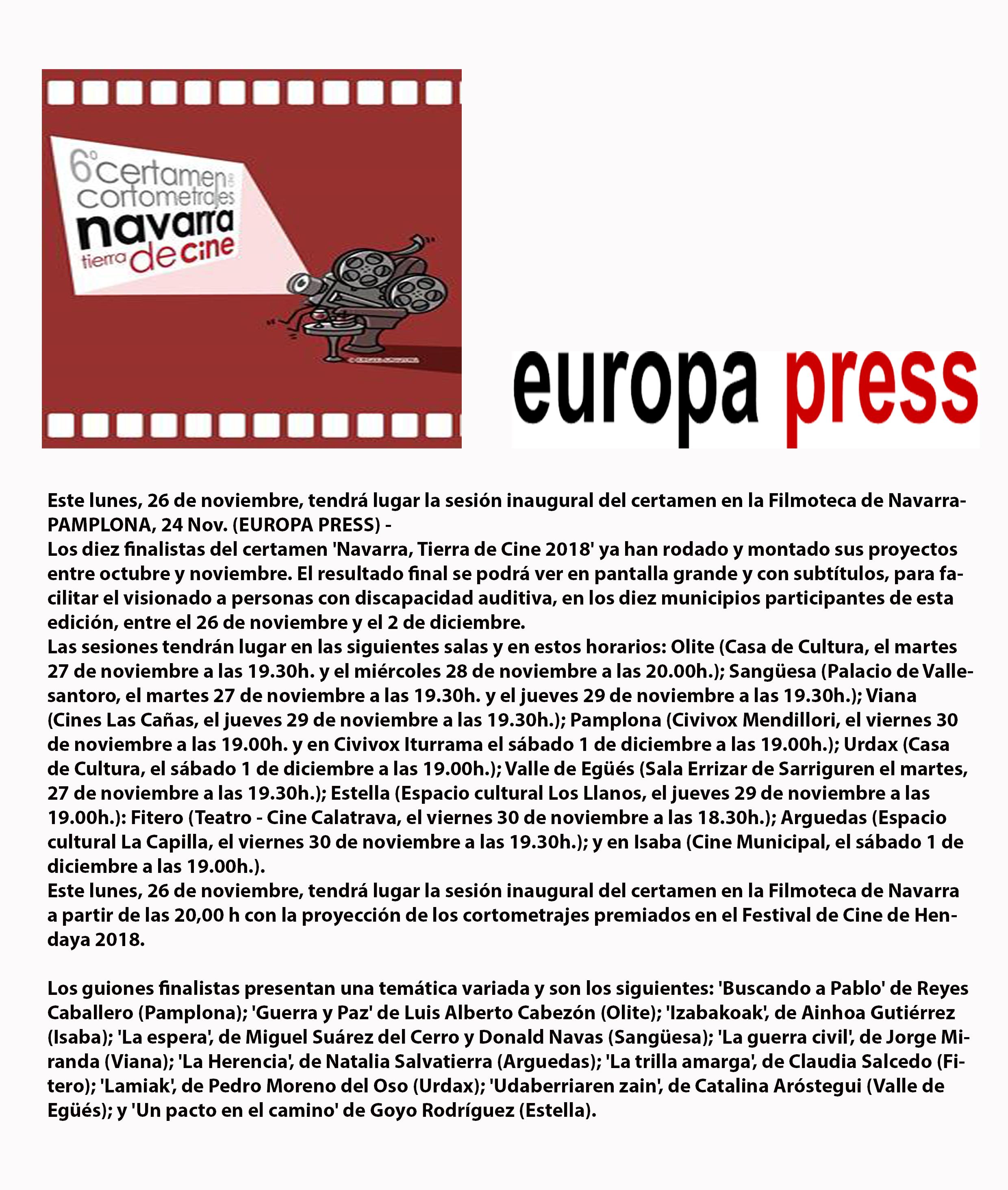 EUROPA-PRESS