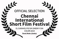 OFFICIAL SELECTION - Chennai Internation