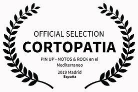 OFFICIAL SELECTION - CORTOPATIA -  PIN U