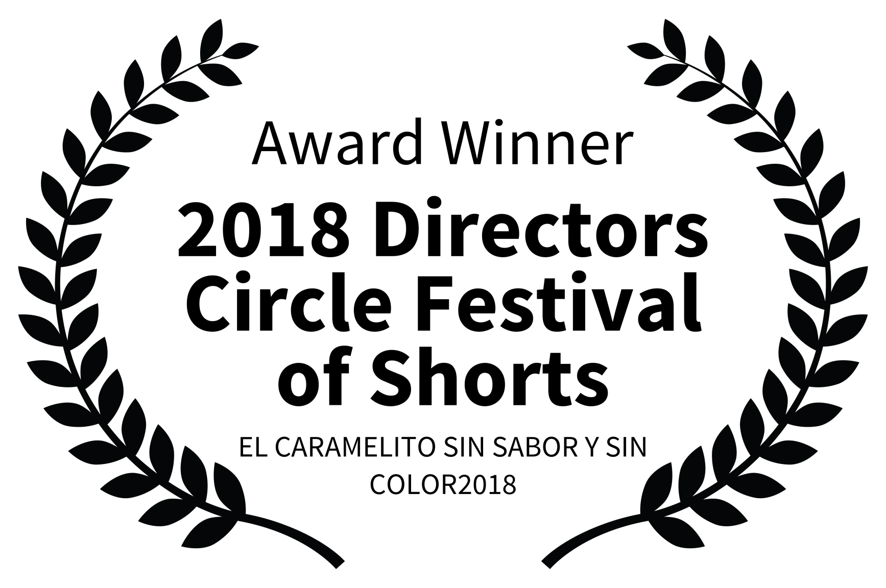 Award Winner - 2018 Directors Circle Fes