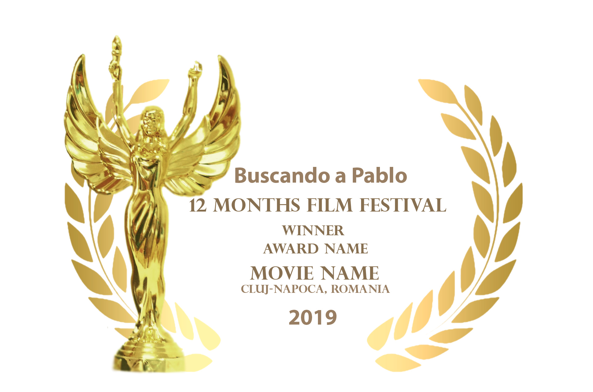 Winner-laurels-buscando a pablo