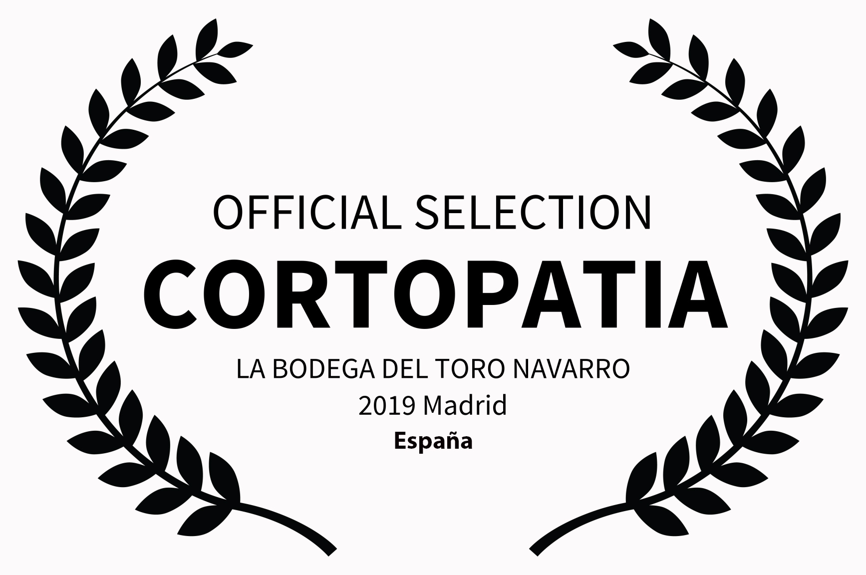 OFFICIAL SELECTION - CORTOPATIA - LA BOD