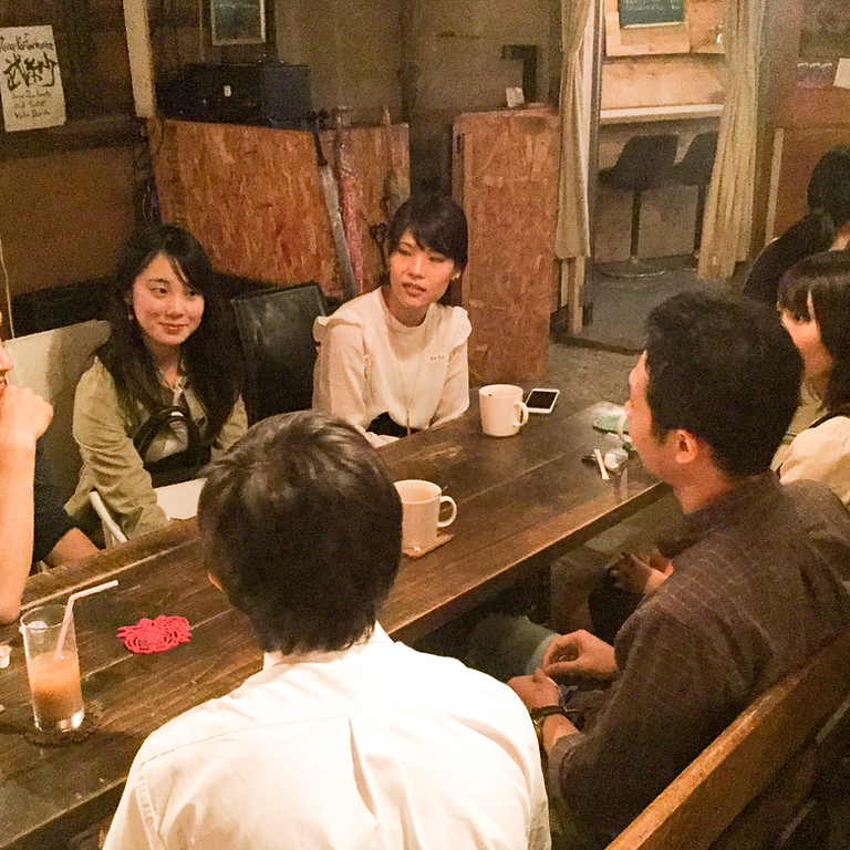 English Cafe: All Levels, Casual Chat (Umeda)