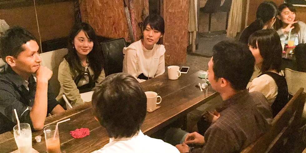 English Cafe: UMEDA! Casual Coffee and Chat!