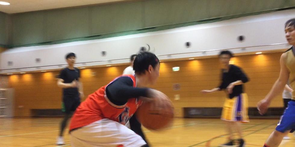 Basketball: Higashi-Yodogawa Gym (Shin-Osaka)
