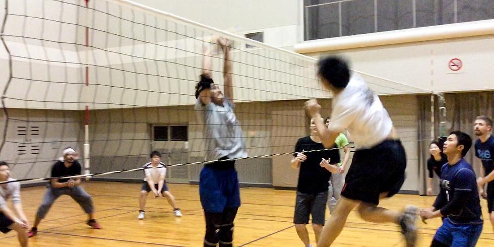 Volleyball: Fukushima Sports Center (Noda)