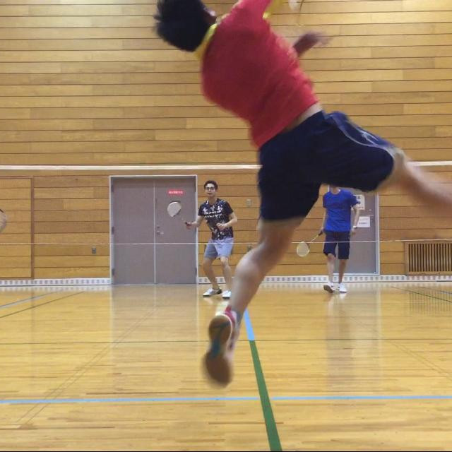Badminton: Asashiobashi