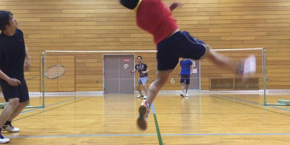 Badminton: Kita Sports Center (Nakatsu)