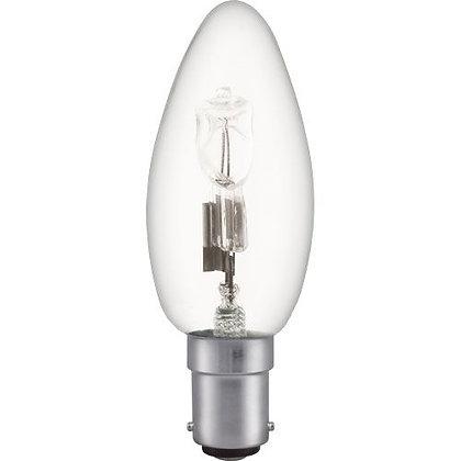 Energy Saving Candle Halogen Lamp