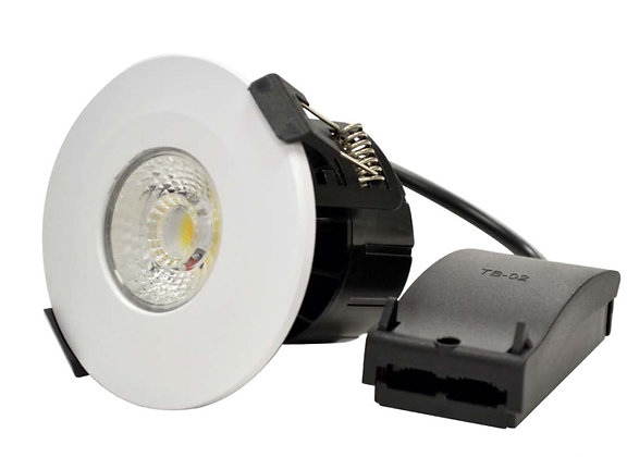 ELD Q2-CT Dimmable LED 8W Downlight (Colour Change, Multi Finish)