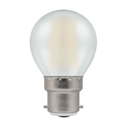 LED Filament Coated Golfball Dimmable/Non-Dimmable