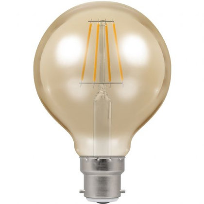 5W LED Filament Dimmable Antique Bronze