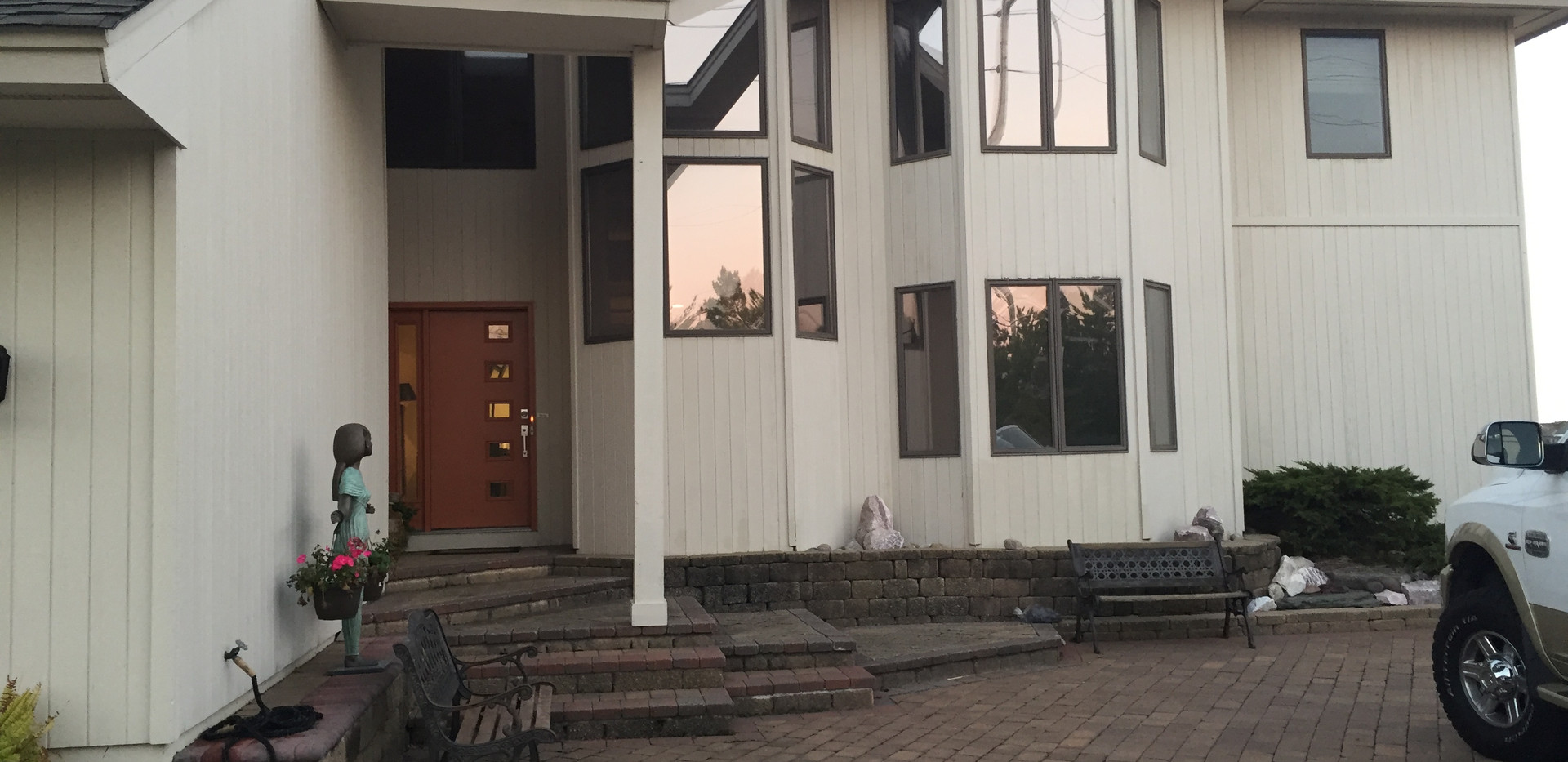 Stucco Doctor Before & After