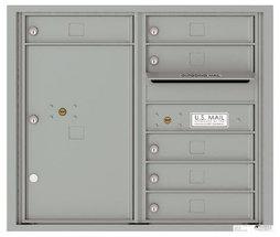 versatile 4C07D-06-SM 4CFL Front-loading Mailbox