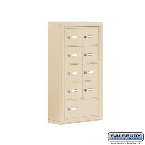 Salsbury Cell Phone Storage Locker - 5 Door High Unit  - 19055-09ASK