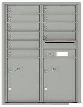 versatile 4C11D-10-SM 4CFL Front-loading Mailbox
