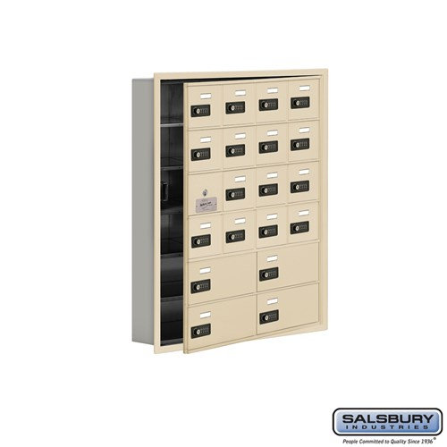 Salsbury Cell Phone Storage Locker - with Front Access - 19165-20ARC