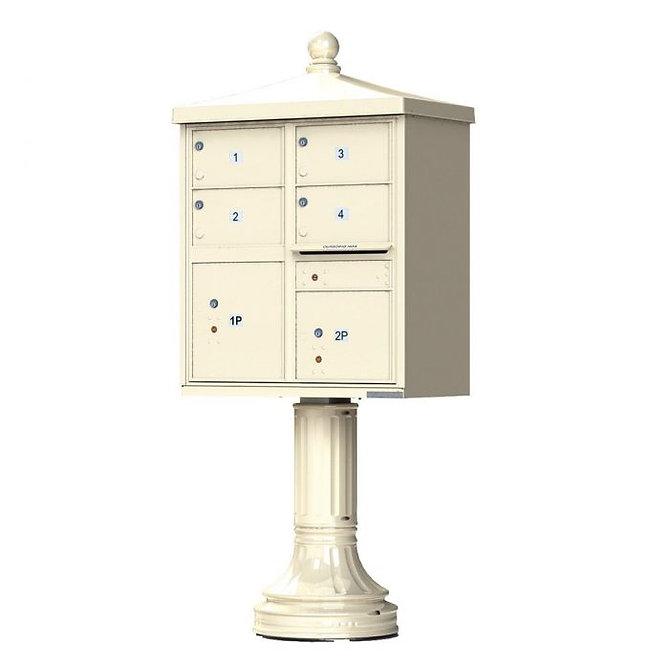 vital 1570-4T5V2 Cluster Box Unit Mailbox