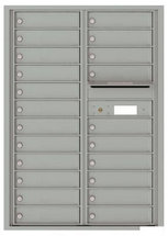 versatile 4C12D-22-SM 4CFL Front-loading Mailbox