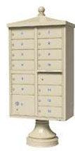 vital 1570-13V2 Cluster Box Unit Mailbox