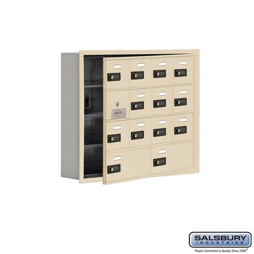 Salsbury Cell Phone Storage Locker - with Front Access - 19145-14ARC