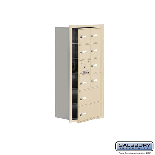 Salsbury Cell Phone Storage Locker - with Front Access - 19168-10ARK