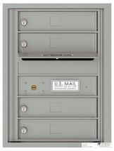 versatile 4C06S-04-SM 4CFL Front-loading Mailbox