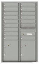 versatile 4C14D-16-SM 4CFL Front-loading Mailbox