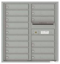 versatile 4C09D-15 4CFL Front-loading Mailbox
