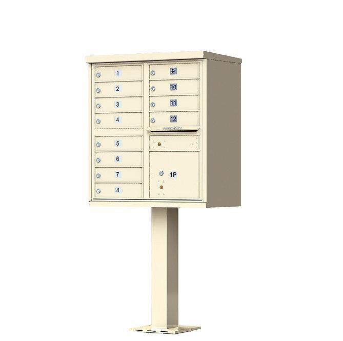 vital 1570-12 Cluster Box Unit Mailbox