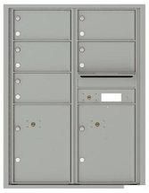 versatile 4C11D-05-SM 4CFL Front-loading Mailbox
