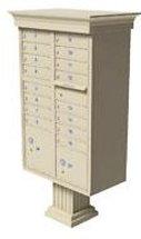 vital 1570-16V Cluster Box Unit Mailbox