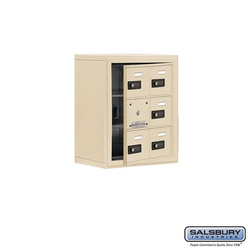 Salsbury Cell Phone Storage Locker - with Front Access - 19138-06ASC