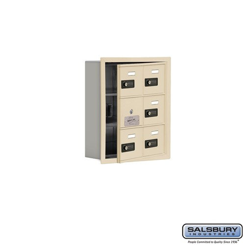 Salsbury Cell Phone Storage Locker - with Front Access - 19135-06ARC