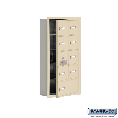 Salsbury Cell Phone Storage Locker - with Front Access - 19155-09ARK