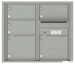 versatile 4C07D-05-SM 4CFL Front-loading Mailbox