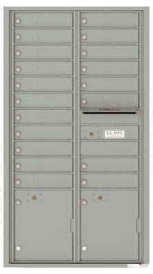 versatile 4C16D-19 4CFL Front-loading Mailbox