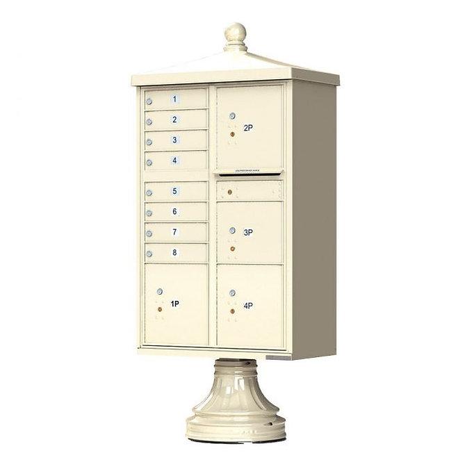 vital 1570-8T6V2 Cluster Box Unit Mailbox