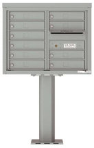 versatile 4C06D-10-P 4CFL Front-loading Mailbox