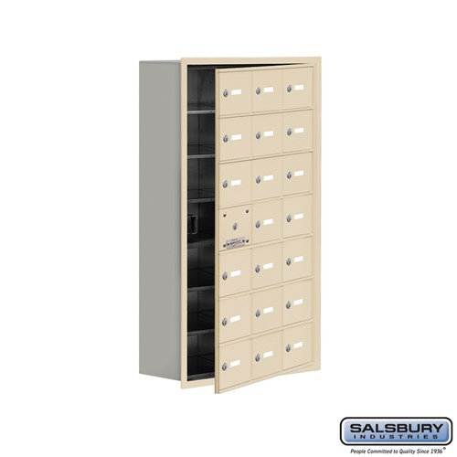 Salsbury Cell Phone Storage Locker - with Front Access - 19178-21ARK