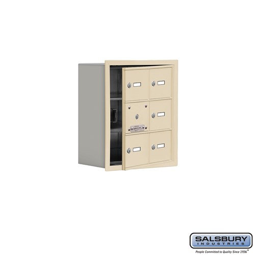 Salsbury Cell Phone Storage Locker - with Front Access - 19138-06ARK