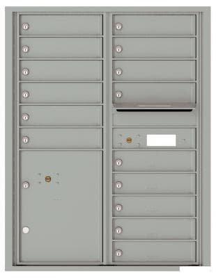 versatile 4C11D-15 4CFL Front-loading Mailbox