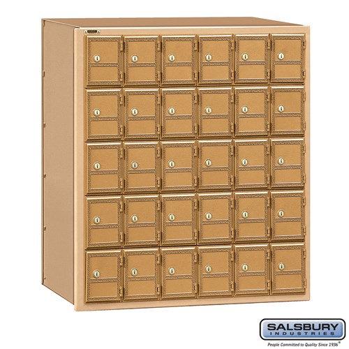 Salsbury Americana Mailbox - 2130RL